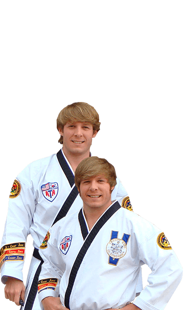 Mr. Sean Borders & Mr. Cole Borders Karate Oconee