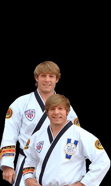 Mr. Sean Borders & Mr. Cole Borders Karate Oconee