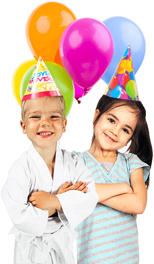 Martial Arts Karate Oconee - Birthday Parties
