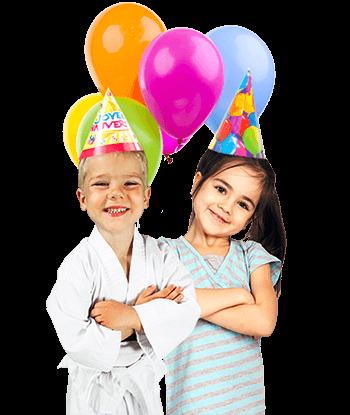 Martial Arts Karate Oconee - Birthday Parties
