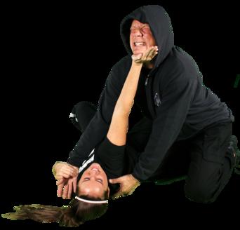 Karate Oconee self-defense krav