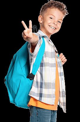 Martial Arts Karate Oconee happy kid