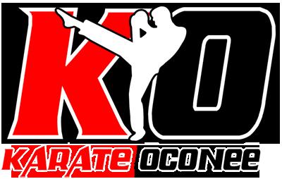 Karate Oconee Logo