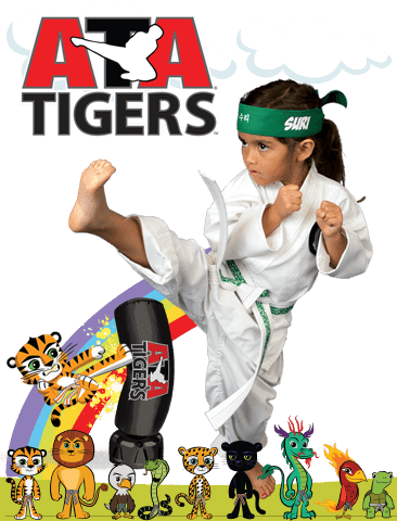 ATA Martial Arts Karate Oconee - ATA Tigers
